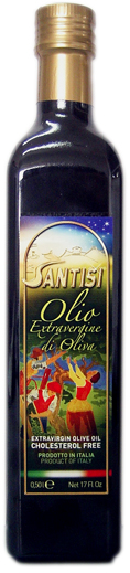 Extra Virgin Olive Oil (Оливковое масло)