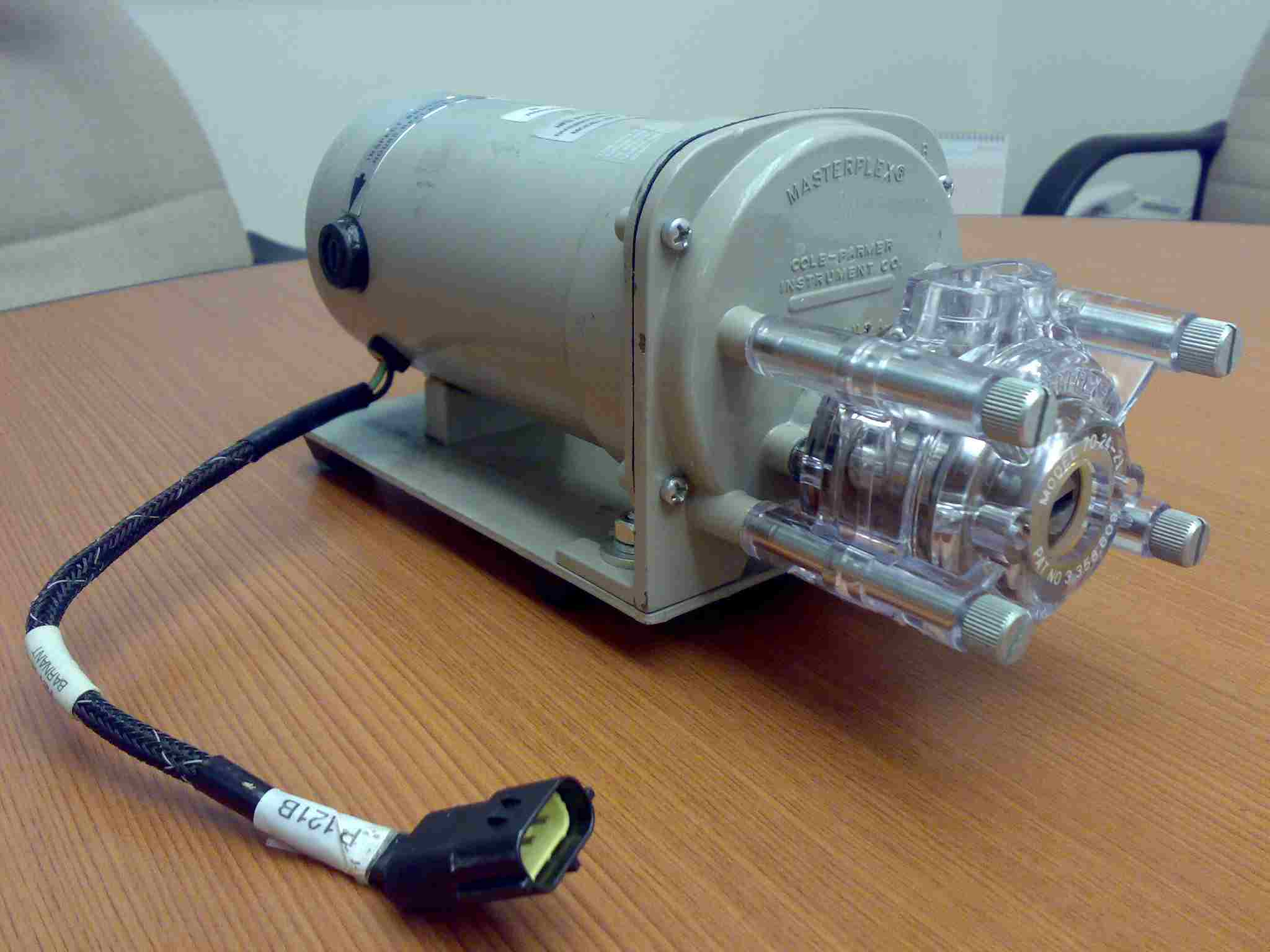 Motor Peristolic Pump (Мотор Peristolic насоса)