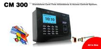 CM 300 Contactless Card Time Attendance & Access Control (CM 300 бесконтактных карт дневного обучения & контроля доступа)