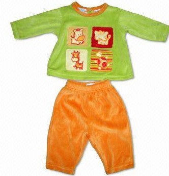 Children`s Apparel Suits (Детская одежда Костюмы)