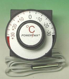 Electronic Thermostat (Электронный термостат)
