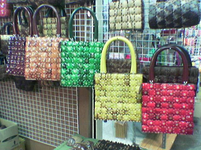 Coconut Handbags (Кокосовое сумки)