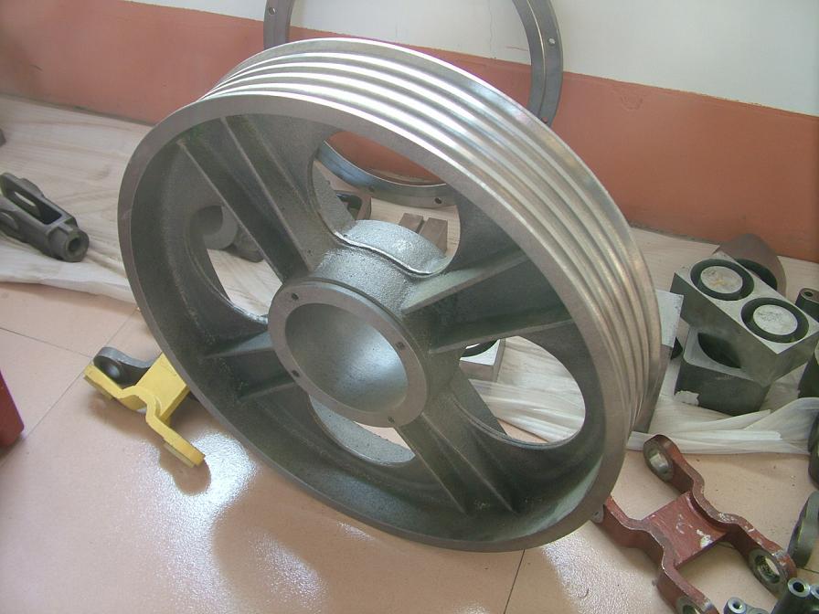 Grey (Gray) Iron Casting (Серый (Gray) чугунное литье)