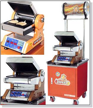 Squid Processing Machine (Кальмары машинной обработки)