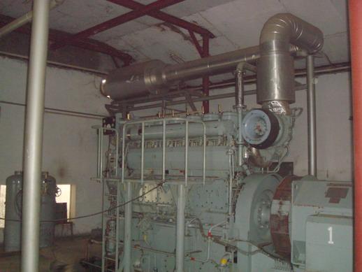 Hfo Generator Set (ТНТ-генераторная установка)