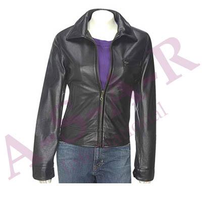 Leather Fashion Wear (Кожа модной одежды)