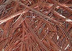 Scrap Copper Wire (Лом медной проволоки)
