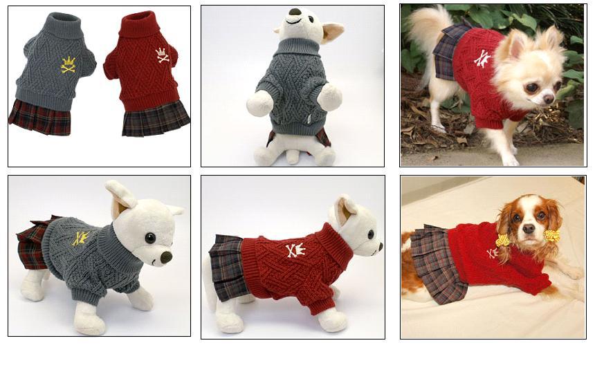 Pet Clothes S-1043 (Одежда для животных S 043)