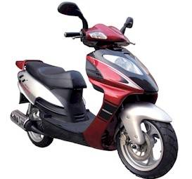 Motor Scooter (Motor Scooter)