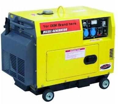 Electrical Generator (Электрический генератор)