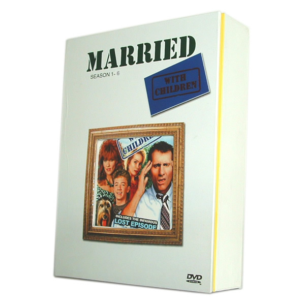 English Version Married With Children Complete Season 1-6 (Английская версия Married With Children Complete Season 1-6)