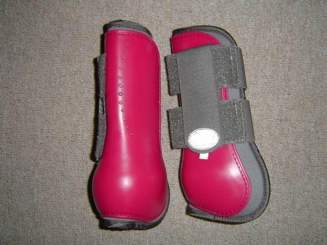 Deluxe Sport Tendon Boots Patented Air Flow (Deluxe Спорт Tendon Boots Запатентованный воздушный поток)