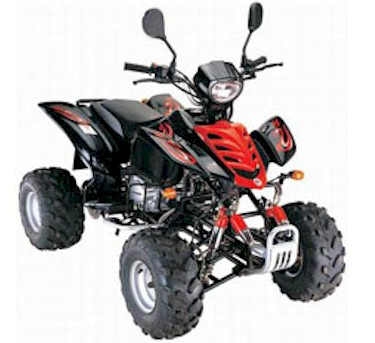ATV (All Terrain Vehicles) (ATV (All Terrain Vehicles))