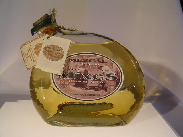 Mexican Alcoholic Drink Mezcal (Мексиканский алкогольный напиток Мескаль)