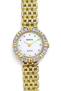 14k Gold Quartz Analog Watches (14k Gold кварцевые аналоговые часы)