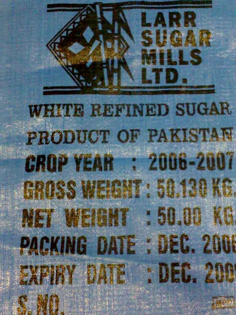 Sugar Bags
