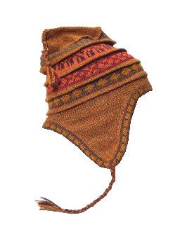 Inka Legacy Alpaca Knit Hat (Инка Leg y Альпака вязать Hat)