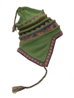 Plantation Alpaca Knit Hat (Плантация Альпака вязать Hat)
