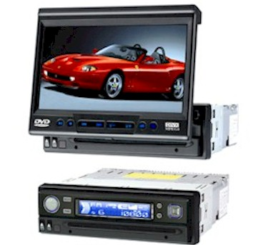 Auto DVD-Player (Auto DVD-Player)