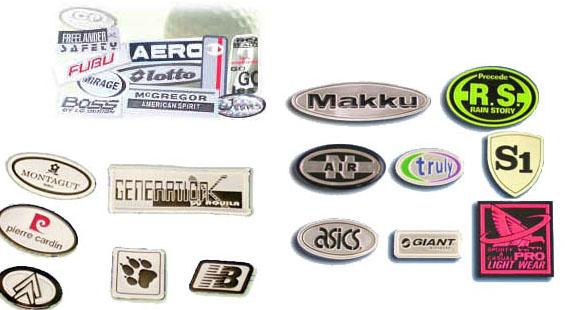 Reflective PVC Label (Светоотражающие ПВХ этикетка)