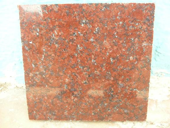 Ruby Red Granite (Ruby Red Granite)