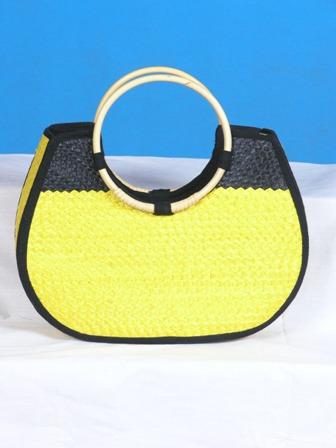 Bamboo Woven Bag (Бамбук тканые сумки)