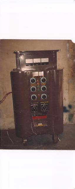 Electroplating Rectifier (Гальванический Выпрямитель)