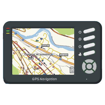 GPS Navigation With 3. 5 Touch Screen (GPS-навигация с 3. 5 Touch Scr n)