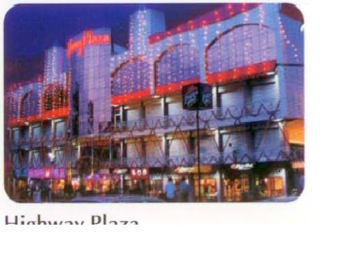 Commercial Shopping Malls (Коммерческая Торговые центры)