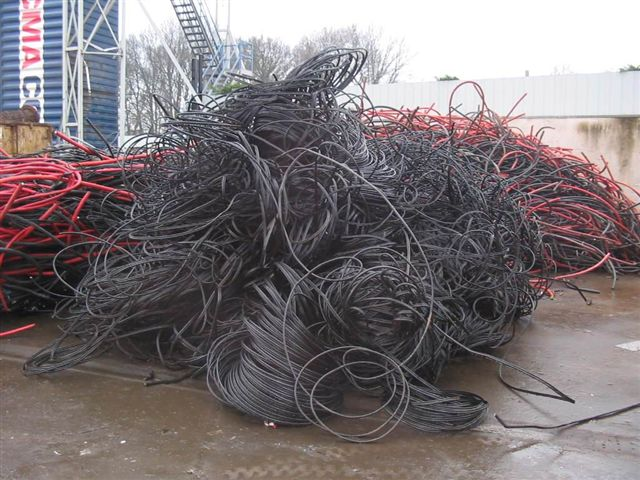 Cable Scrap (Kabelabfällen)