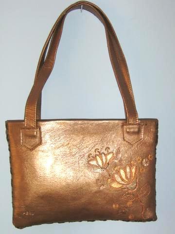 Handbag Of Leather (Сумочка из кожи)