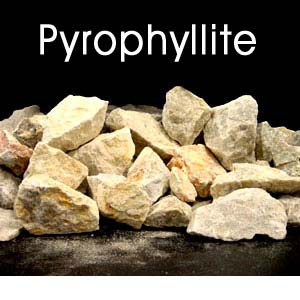 Pyrophyllite Ore