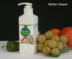 Natural Soy Detergents