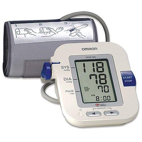 Omron HEM-780 Automatic Blood Pressure Monitor (Omron HEM-780 Автоматический монитора артериального давления)