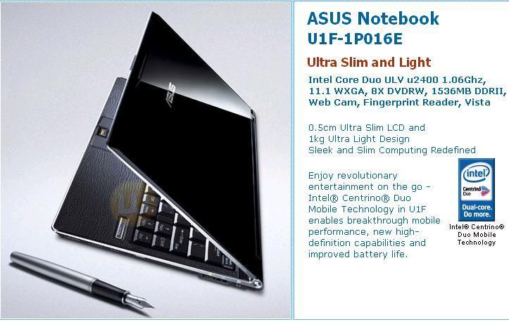 Laptops (Ноутбуки)