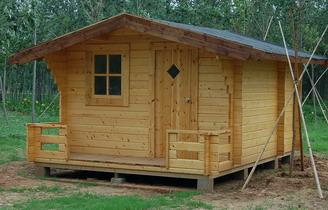 Log Cabin, (Log Cabin,)