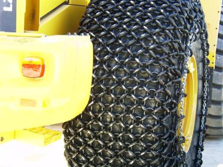 Tyre Protection Chains (Шины Защитные цепи)
