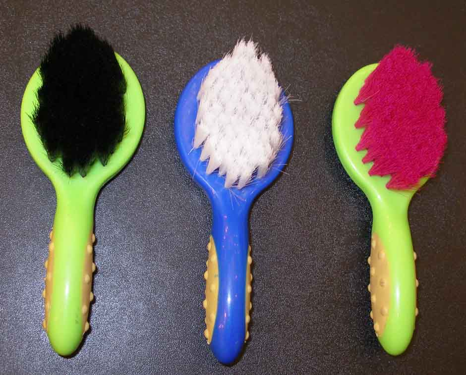Goat Hair Baby Brush (Козьей шерсти Baby Кисть)