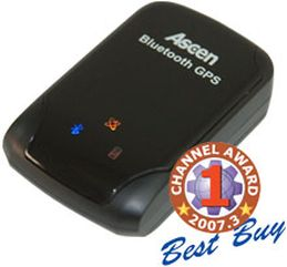 Bluetooth GPS receiver (Bluetooth GPS приемник)