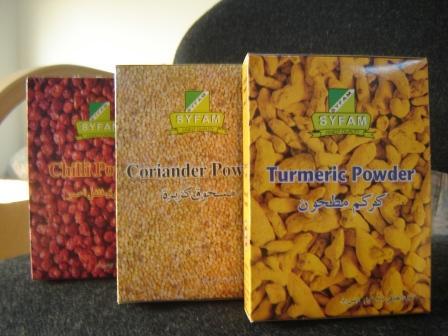 Plain Spices (Равнина Специи)