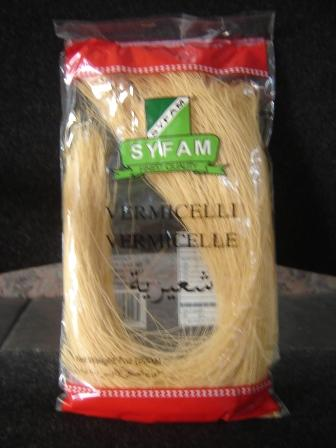 Vermicelli (Вермишель)