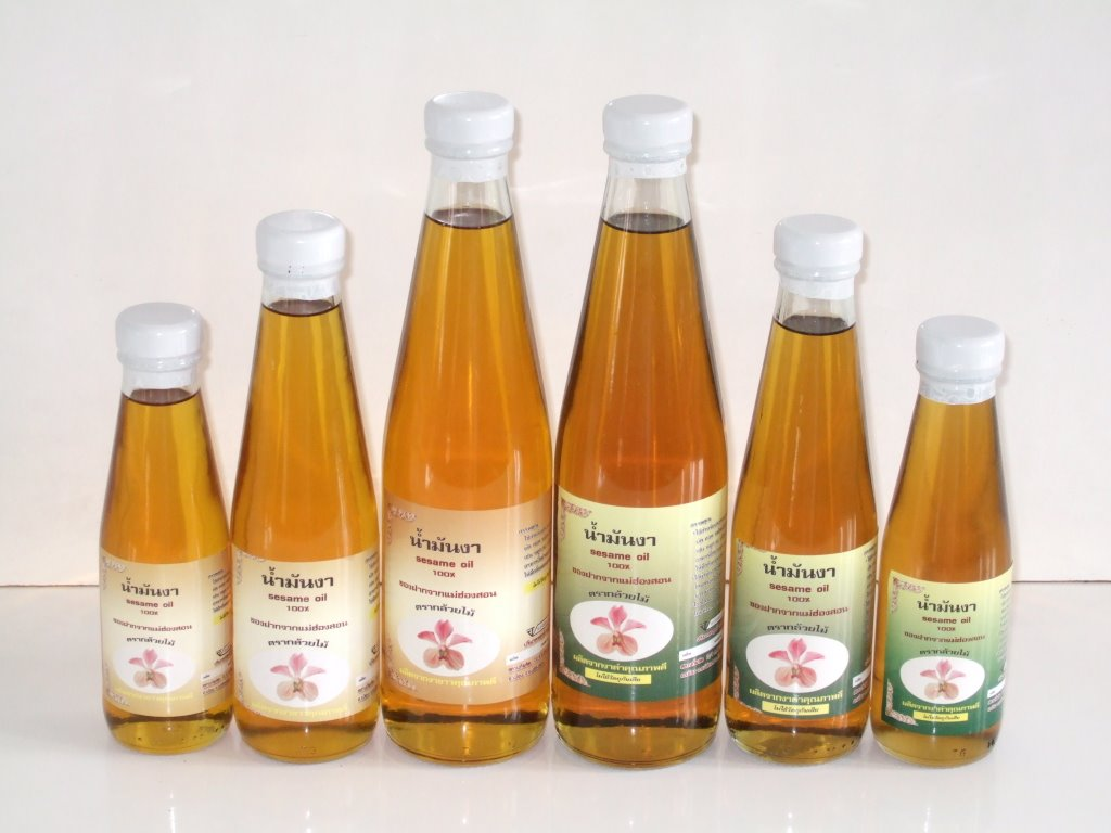 Original Pure Sesame Oil