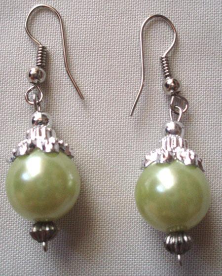Earring-Pearl (-Pearl Earring)