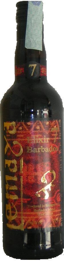 Elixir Rum 7 Years (Эликсир ром 7 лет)