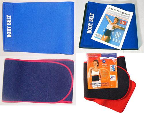 Neoprene Waistband And Slimming Belt Body Belt (Неопрен пояса и пояса для похудения Пояс кузова)