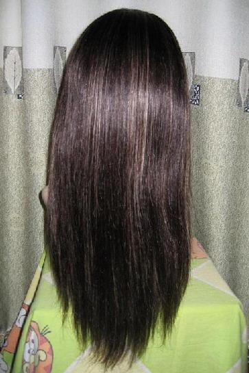Full Lace Wig (Full L e Wig)