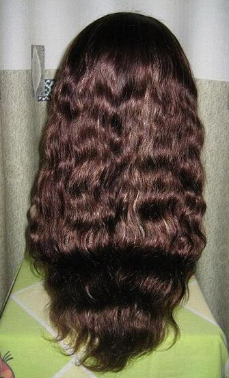 Human Hair Wig (Волосы человека Парик)
