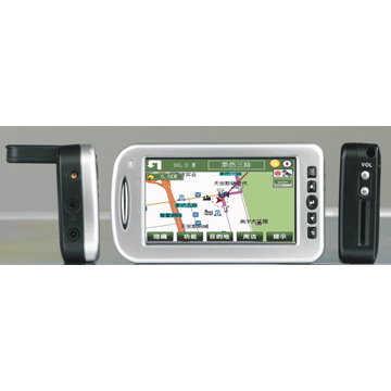 Car GPS / MP3 / MP4 Player (Car GPS / MP3 / MP4 плеер)