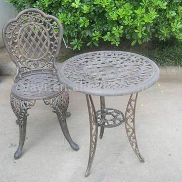 Garden Furniture (Садовая мебель)