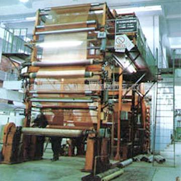 Rubber-Plating Machine (Резиновое покрытие машины)